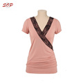 Plus size female tees casual loose t shirt for women