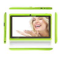 Beautiful design game video quad core android tablet pc store