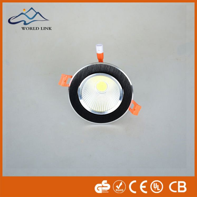 cUL UL DLC Approved gu10 led spotlight bulb led cob downlight
