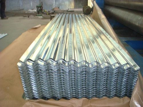 roof sheet galvanized steel gi corrugated steel sheet 0.3-0.7mm zinc roof design