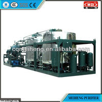 Black Engine Oil Purifier and Oil Recovery System( DYJ series)/waste oil recovery system