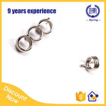 nickel plated spring clip for downlights