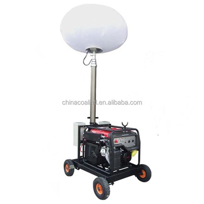 List Manufacturers Of Portable Balloon Light Construction