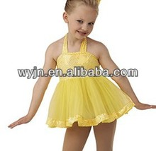 girls snowflake ballet tutu,little baby custume,dancewear dress