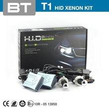 Factory Supply Slim/Normal Canbus Xenon Ballasts 12V 35W 23kv Auto HID Headlight Kit H4 H/L