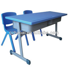 A-12309 used plastic school desk chair