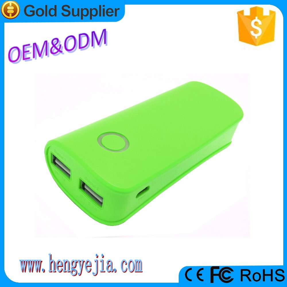 Retail in ebay customize logo portable power bank for Mi