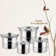 18/10 stainless steel cookware set