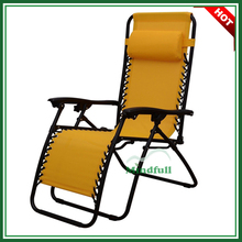 Yellow Cheap Zero Gravity Lounge Chairs Compact Recliner Chair