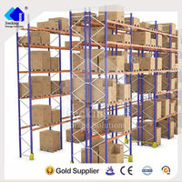 Professional Convenience Store Shelves Low Cost Warehouse Metal Storage Shelf