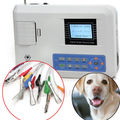 Medical equipment machine Single Channel Portable ECG Machine 100G for People&Pet
