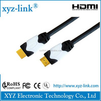 Premium 3D 1080P 1.4V double color hdmi cable with Ethernet\3D\4K*2K for projector,XBOX,CD player