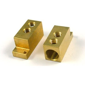 custom brass female auto connectors and terminals