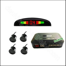 Factory Offer Buzzer Only 4 Ultrasonic Sensors Sound Alarm Car Parking Sensors Car Parking Park Master, radar detector