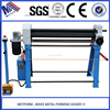 High efficiently Slip roll bending machine/mechanical plate bending rolls