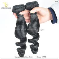 Hot Sale Loose Wave Wholesale Weaves Bundles Peruvian And Brazilian Human Hair