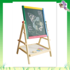 MDF Folding Wooden Children Chalkboard Writing