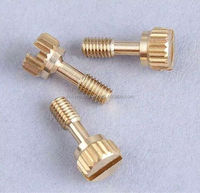 CNC Machined Brass Precision Metal Car Spare Parts