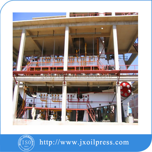 300Tons per day cotton oil mill/screw oil press/equipment for oil processing for cotton