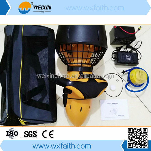 300W Dual Speed Battery Water Scooter Propeller
