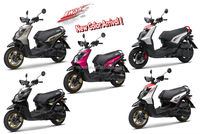 BWS 125 BW'S X 125 Genuine OriginalNew scooters
