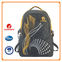 2016 customized new design school bag backpack
