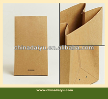 Luxury colorful custom design paper bag manufacturing process