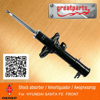 High quality front shocks for HYUNDAI SANTA FE 546502B200
