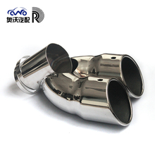 L*and Rover 07-13 Freelander 2 Diesel Auto Parts SS304 Material Exhaust System Tail Pipe