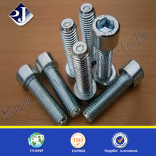 anodized socket head screw socket head thin cap screw socket cap screw