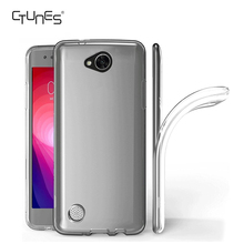 For LG X Power 2 Case, Scratch Resistant Clear TPU Rubber Soft Skin Silicone Protective Case Cover for LG Phone Case