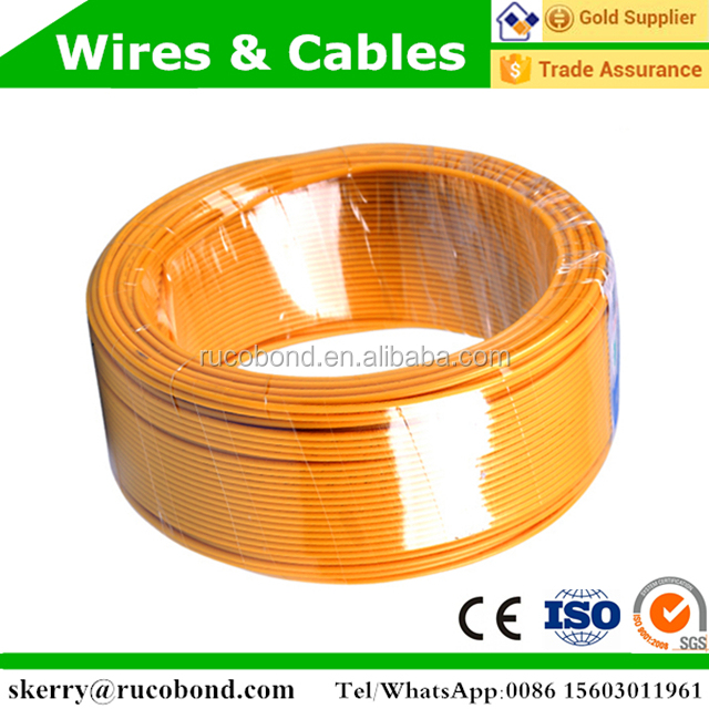 multi core fc rubber pvc sheath control marine cable