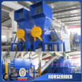 pet bottle recycling machine industrial washing machine/used plastic recycling machine