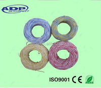 copper pvc jacket telephone cable cross connect jumper wire