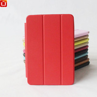 11 Colors None Stitching Original Tablet Case For Apple Ipad Mini 4 High Quality