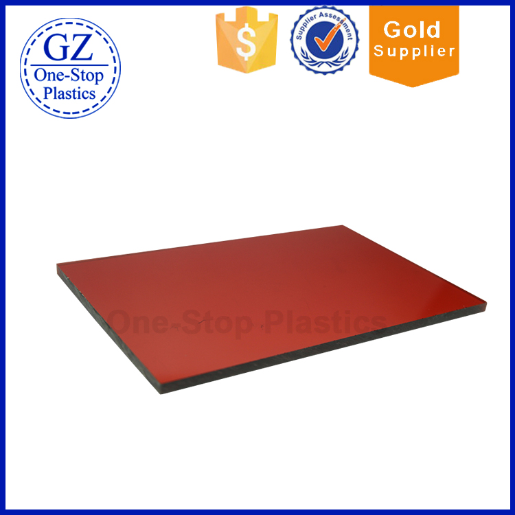 customized 100% virgin material 4 x 8 pvc sheet