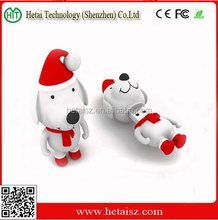 Dog Shaped 3d USB Cartoon Bulk 8gb USB Flash Drives for Kids Promotional 1tb usb 4.0 flash drive