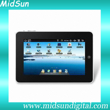 4.4 android tablet pc,7 inch waterproof tablet pc,dual core mid cortex a9 tablet pc