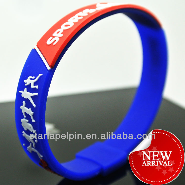 new product in Silicone Wristband
