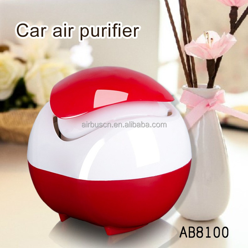 USB mini car air purifier best choice of cheap and smart electronic gifts