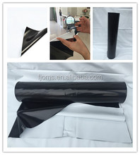 White and black plastic sheeting for hydroponics greenhouse film