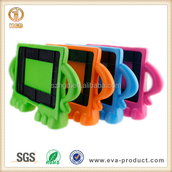 Cute Design Durable EVA Foam Kids Shockproof Case For Samsung Galaxy Tab 3 10.1 P5200 P5210