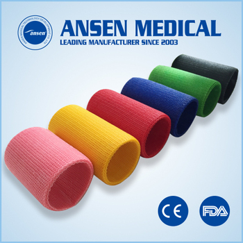 Fiberglass Medical Use Casting Tape Traditional Plaster Bandage Replaced Products