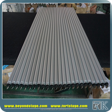 factory cheap galvanized pipe/drape and pole systems/seamless steel pipe for sale