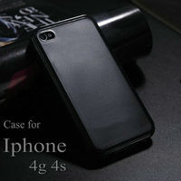 original cheap high quality protective case for iphone 4 back cover