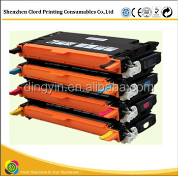 High Capacity Compatible Color Toner Cartridge 3130 for dell 3110CN 3115CN 3130 Laser Printers