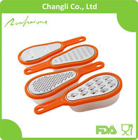manual food choppers plastic grater plastic cheese grater