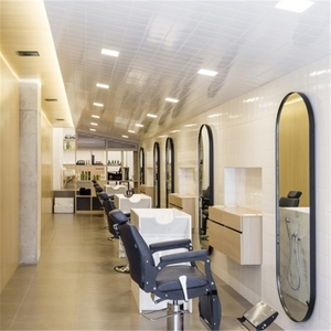 Luxury Design Used Barber Shop Furniture For Barber Stations