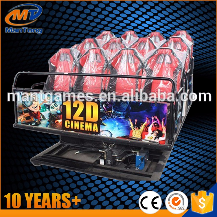 7D CINEMA ELECTRIC PLATFORM 6-RIDER,5D 6D 7D 8D 9D Cinema Theater,6 seats 8 seats 9 seats 12 seats 5d Motion Cinema