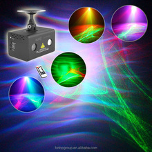 New SUNY Indoor Mini Projector Twin Patterns Effects LL-A200RG Red Green LED Stage Lighting Home DJ Party Club Projector